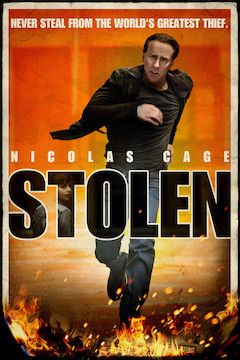 Poster for the movie Stolen