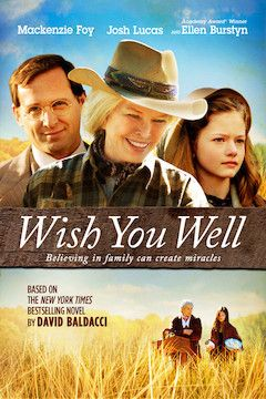 Wish You Well movie poster.