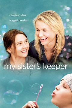 My Sister's Keeper movie poster.