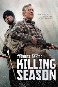 Killing Season movie poster.