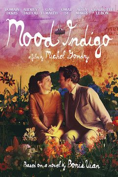 Mood Indigo movie poster.