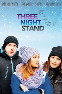 Three Night Stand movie poster.