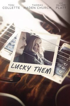 Lucky Them movie poster.