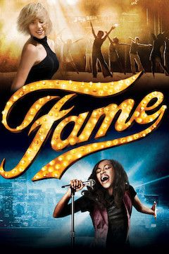 Fame movie poster.