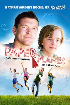 Paper Planes movie poster.