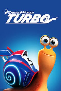 Turbo movie poster.