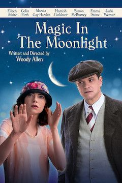 Poster for the movie Magic in the Moonlight