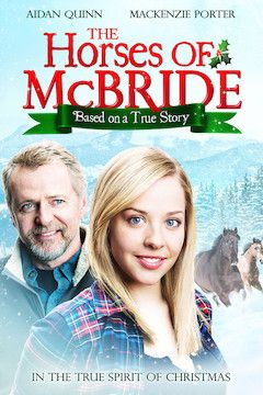 The Horses of McBride movie poster.