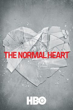 The Normal Heart movie poster.