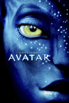 Poster for the movie Avatar