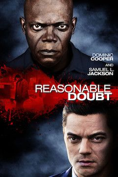 Poster for the movie Reasonable Doubt