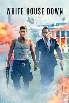 White House Down movie poster.