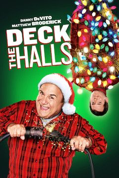 Deck the Halls movie poster.