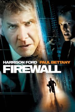Firewall movie poster.