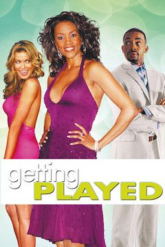 Getting Played movie poster.