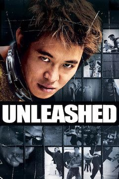 Unleashed movie poster.
