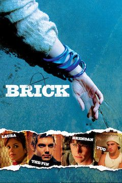 Brick movie poster.