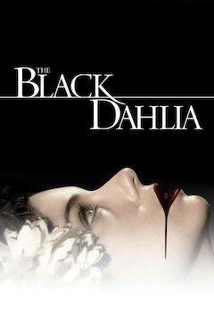 The Black Dahlia movie poster.