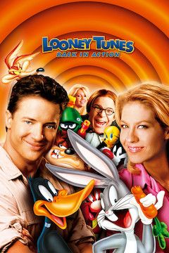 Looney Tunes: Back in Action movie poster.