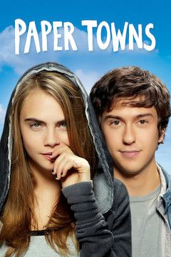 Paper Towns movie poster.