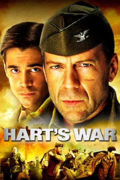 Hart's War movie poster.