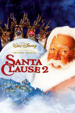 The Santa Clause 2 movie poster.