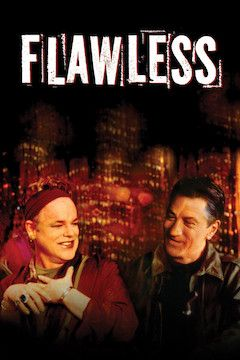 Poster for the movie Flawless