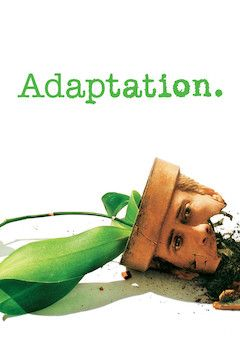 Adaptation movie poster.