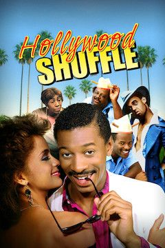 Hollywood Shuffle movie poster.