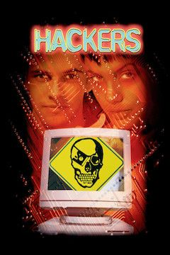 Hackers movie poster.
