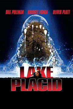 Lake Placid movie poster.
