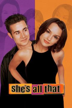 She's All That movie poster.