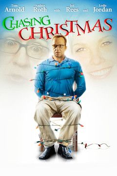 Chasing Christmas movie poster.