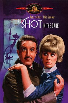 Poster for the movie A Shot in the Dark