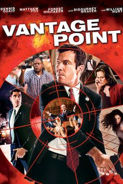 Vantage Point movie poster.