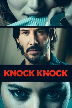 Poster for the movie Knock Knock