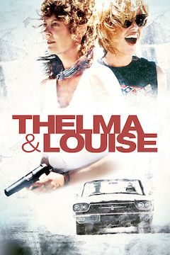 Poster for the movie Thelma and Louise