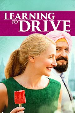 Learning to Drive movie poster.