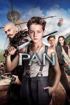 Poster for the movie Pan