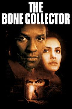 The Bone Collector movie poster.