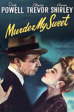 Poster for the movie Murder, My Sweet