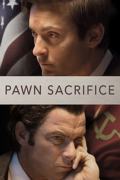 Pawn Sacrifice movie poster.