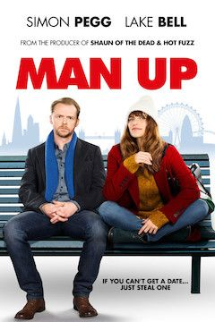 Man Up movie poster.
