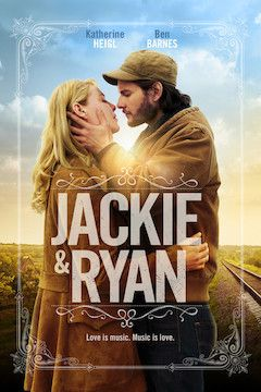 Jackie and Ryan movie poster.