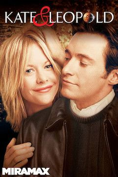 Poster for the movie Kate and Leopold