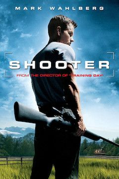 Shooter movie poster.