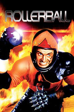 Poster for the movie Rollerball