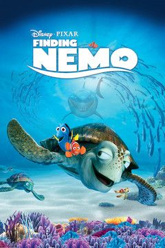 Finding Nemo movie poster.