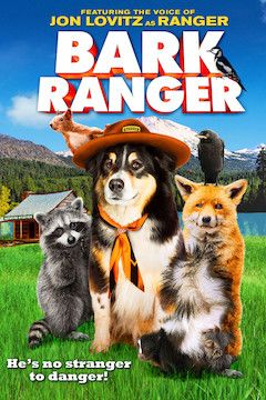 Poster for the movie Bark Ranger