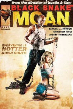 Black Snake Moan movie poster.